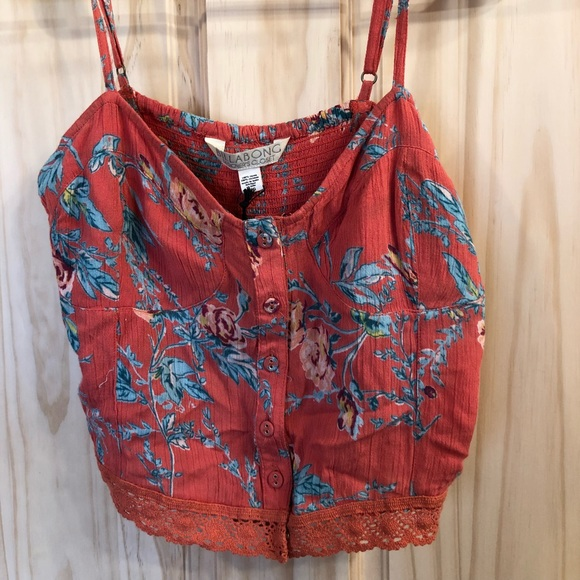 Billabong Tops - NWT Dream Escape Tank Top